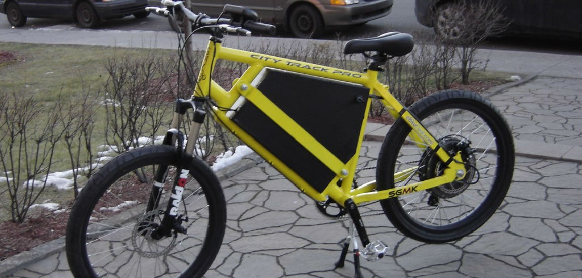 ebike ebike frame red - Ebike Frame