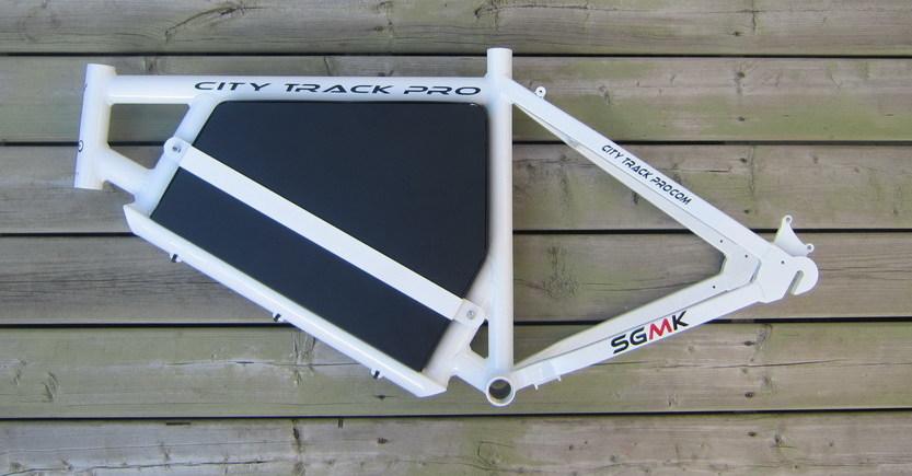 ebike frame white - Ebike Frame